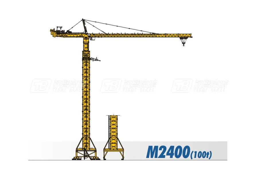 四川建机M2400(100t)塔式起重机