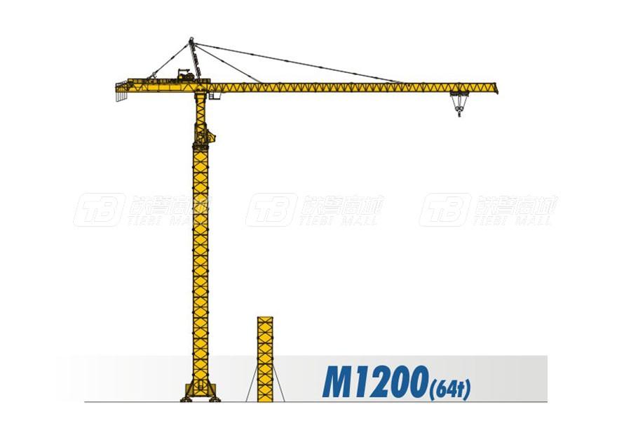 四川建机M1200(64t)塔式起重机