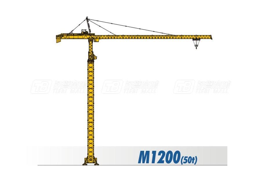 四川建机M1200(50t)塔式起重机