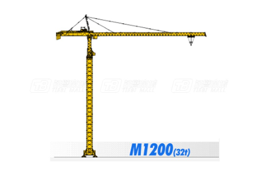 四川建机M1200(32t)塔式起重机