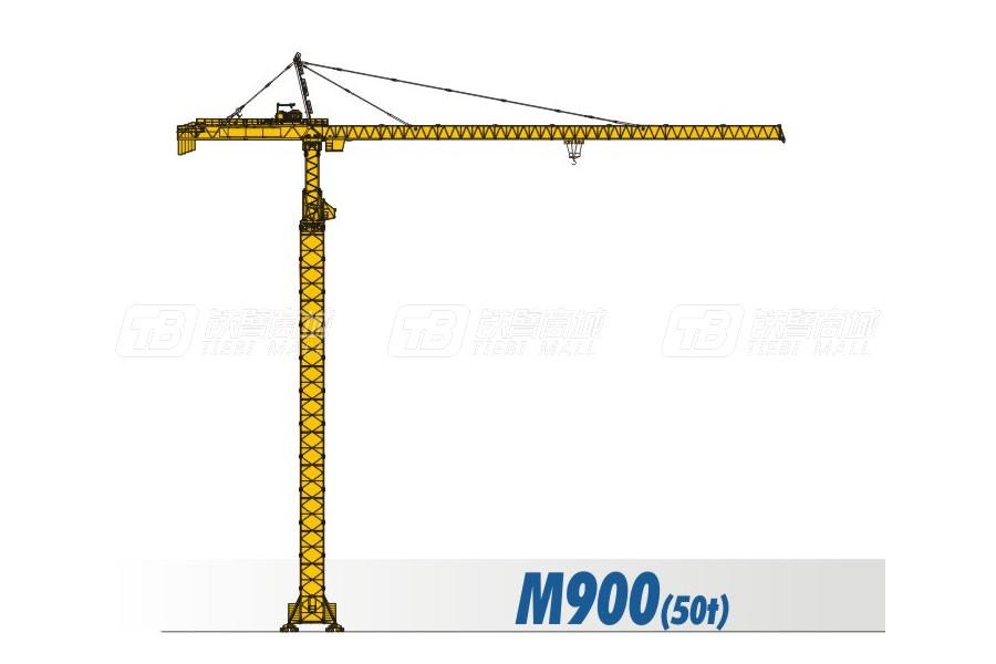 四川建机M900(50t)塔式起重机