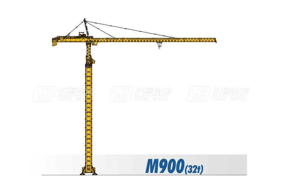 四川建机M900(32t)塔式起重机