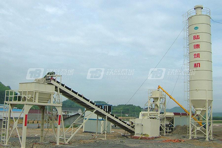 陆德筑机WCBD500B稳定土厂拌设备