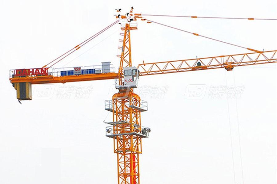大汉建机QTZ80 (TC5613)塔帽式塔式起重机