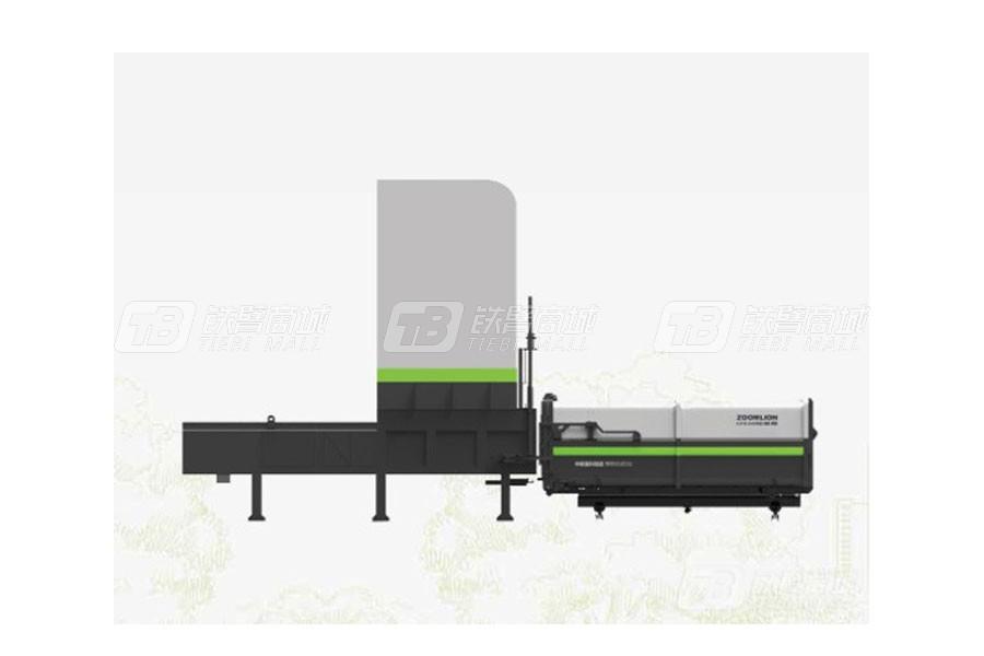 中联重科LYS20B3分体式水平垃圾转运站