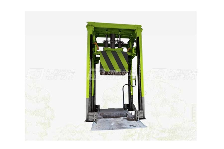 中联重科YJC400D/YJC300B垂直式垃圾转运站