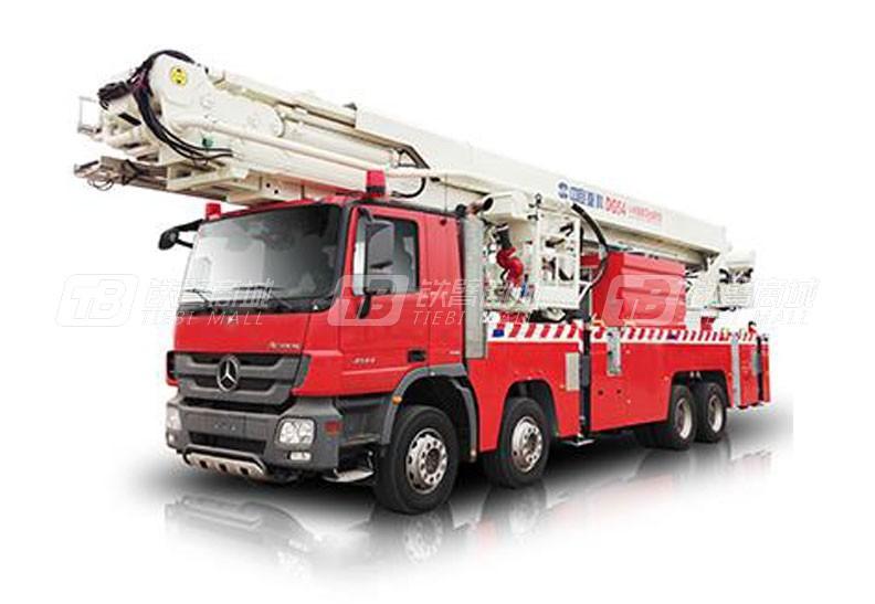 中联重科ZLF5420JXFDG54登高平台消防车