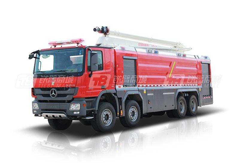 中联重科ZLF5410JXFJP18举高喷射消防