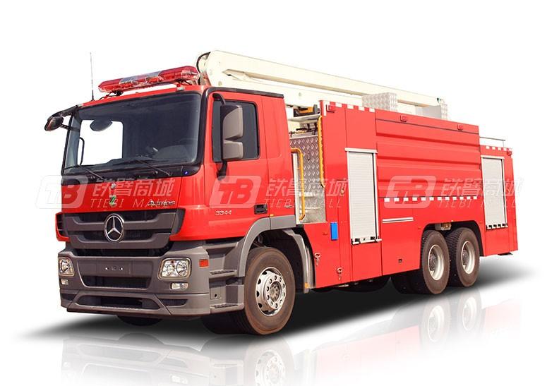 中联重科ZLF5312JXFJP18举高喷射消防