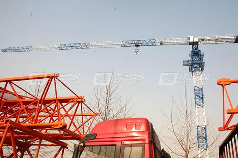 山东明龙QTZ125P(TC6015)平头塔机