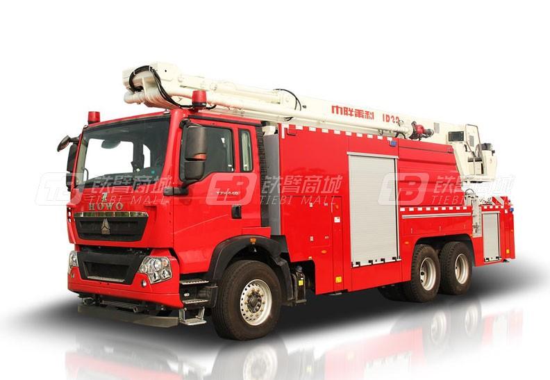 中联重科ZLF5320JXFJP32举高喷射消防