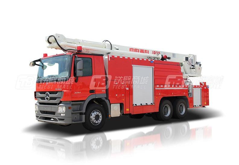 中联重科ZLF5310JXFJP32举高喷射消防