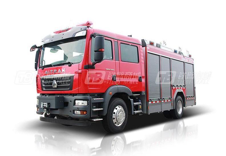 中联重科ZLF5161GXFAP45城市主战消防车