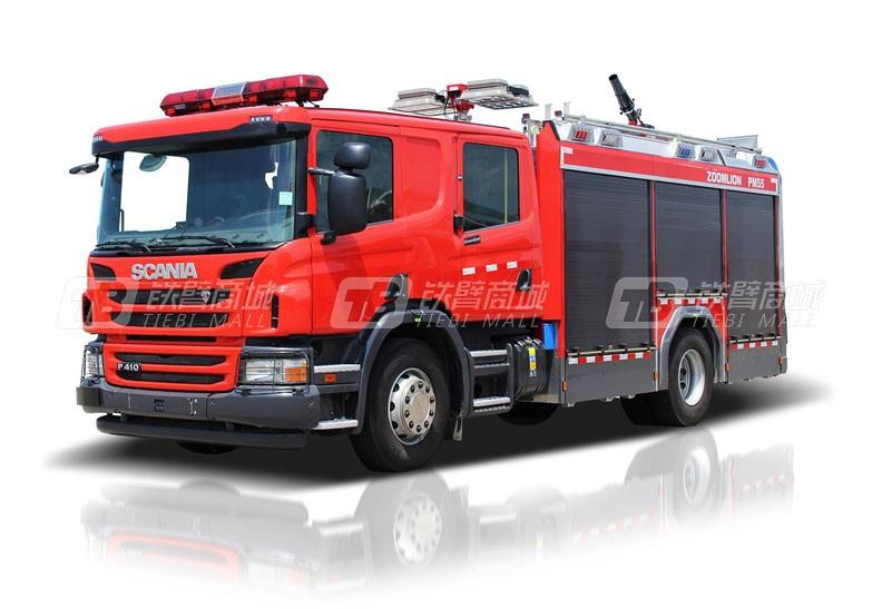 中联重科ZLF5191GXFPM55泡沫/水罐消防车