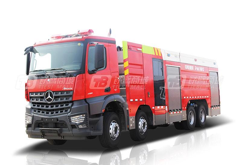 中联重科ZLF5392GXFPM180泡沫/水罐消防车