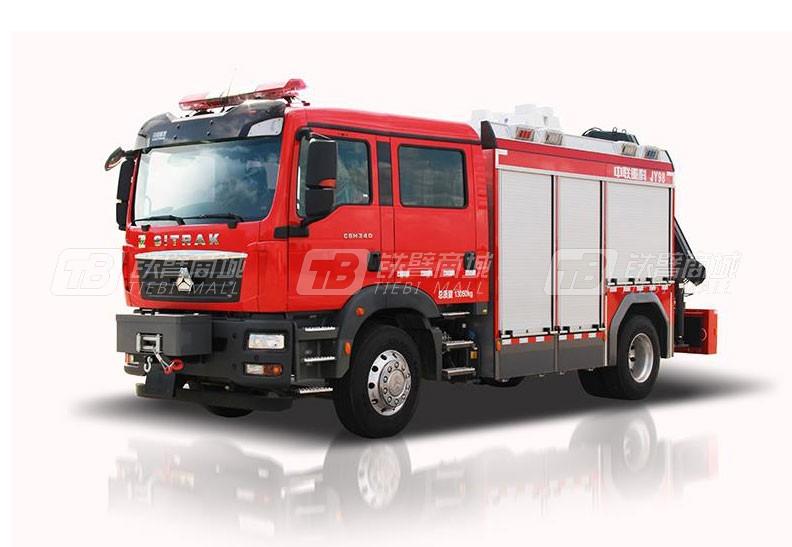 中联重科ZLF5130TXFJY98抢险救援消防车