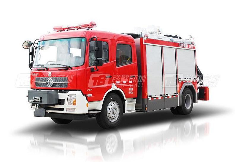 中联重科ZLF5120TXFJY98抢险救援消防车