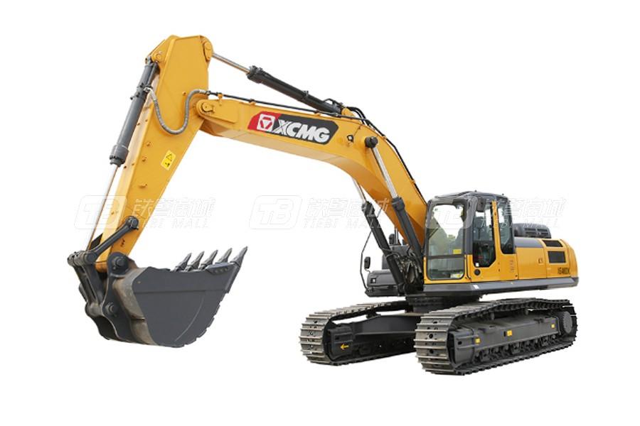 徐工XE400DK履带挖掘机