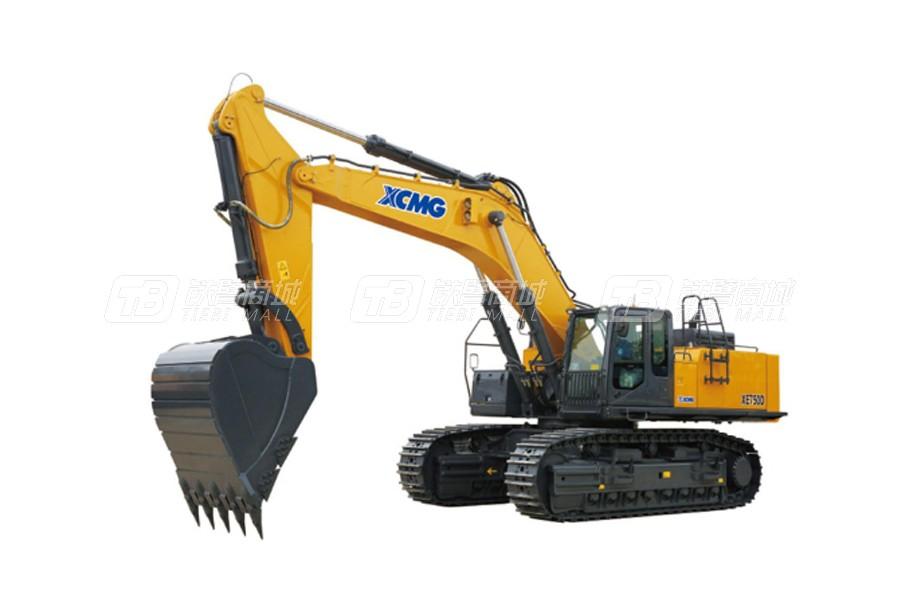 徐工XE750D矿用挖掘机