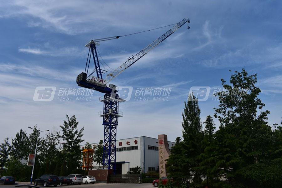 百脉建机D5020-10动臂塔式起重机