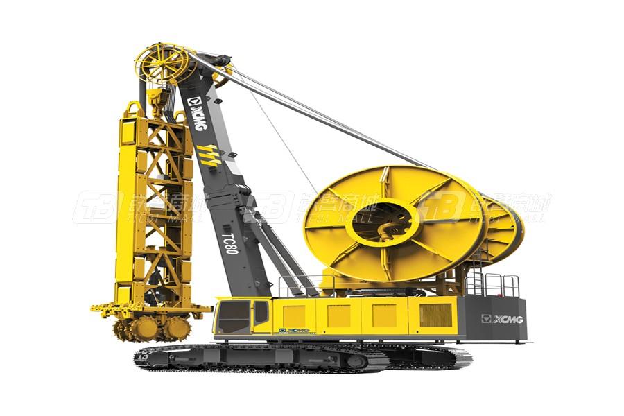 徐工XTC80/85双轮铣槽机