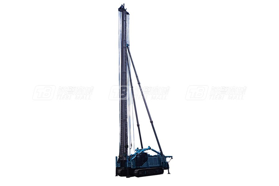 山河智能SWCH600-125M全液压履带桩机
