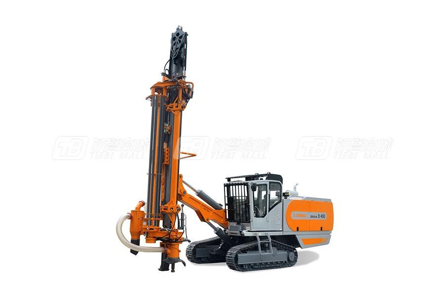 浙江志高ZEGA D450凿岩台车/钻机