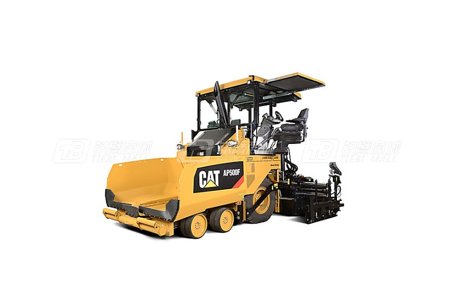 卡特彼勒AP500F轮式摊铺机