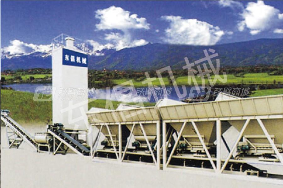 东倡机械WCB-400稳定土厂拌设备