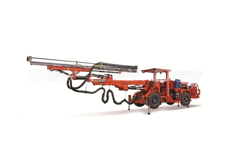 鑫通DW1-70轮胎式单臂掘进台车