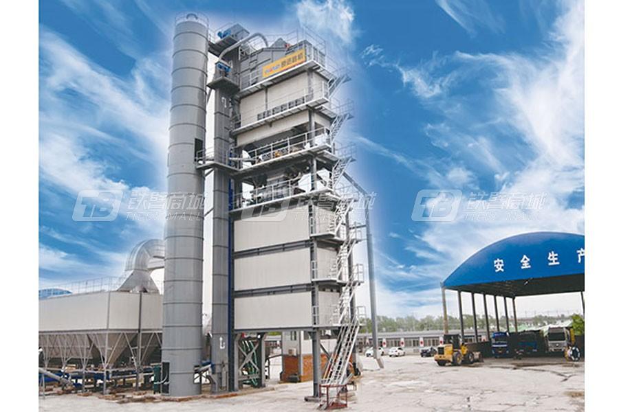 原进LB4000间歇式沥青混凝土搅拌设备