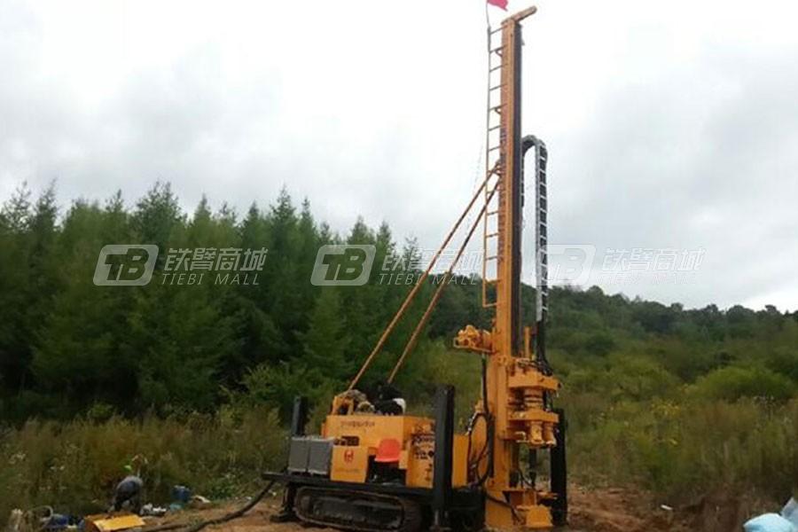 中海恒通HTCR1200凿岩台车/钻机