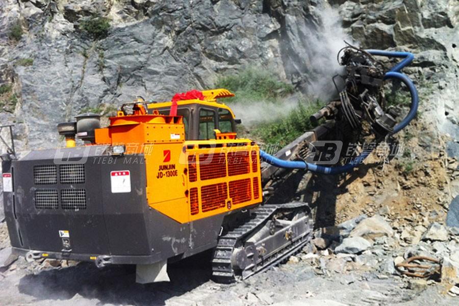烟台全进JD-1300E履带式液压凿岩机