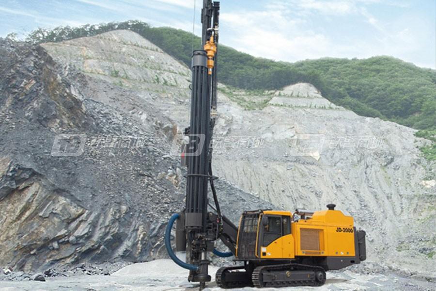 烟台全进JD-2000凿岩台车/钻机