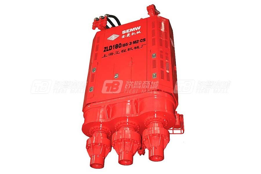 上工机械ZLD180/85-3-M2-CS超级三轴式连续墙钻孔机