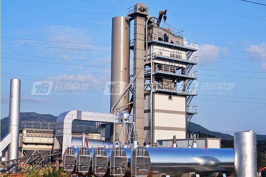 南方路机GLB4000沥青混合料搅拌设备
