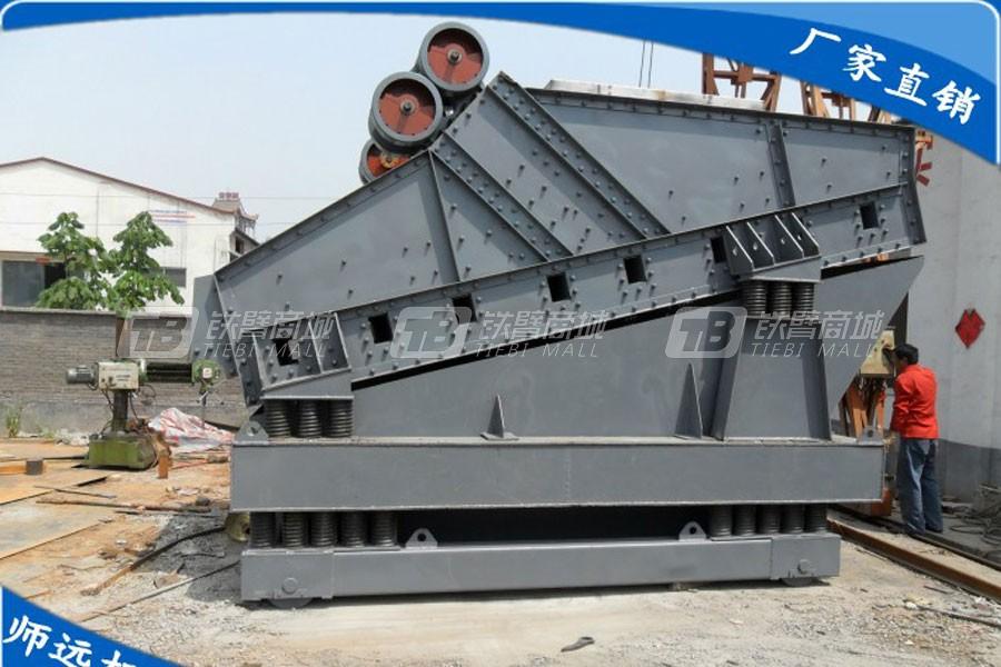 师锐机械YK系列高效重型筛