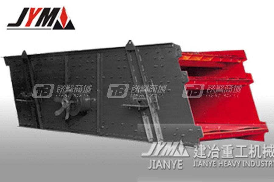 上海建冶YK系列振动筛