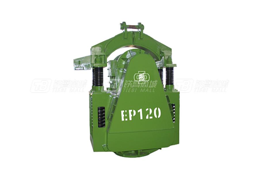上海振中EP120偏心力矩可调电驱振动锤