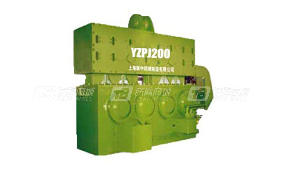 上海振中YZPJ200变频变矩液压振动桩锤