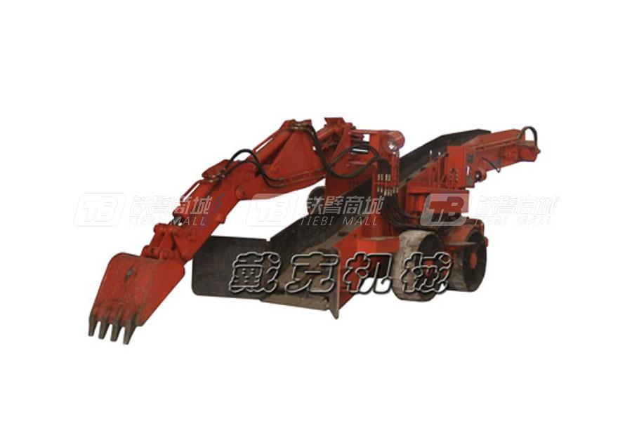 戴克机械WZ-100挖掘装载机(铁轮式)