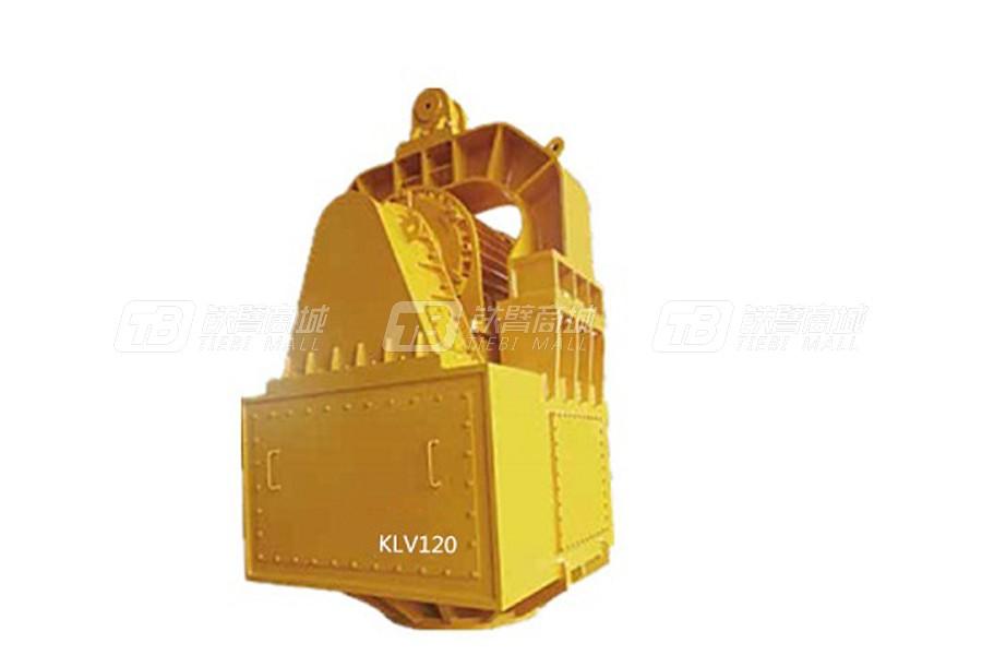 上海振中KLV120挤密砂桩/碎石桩振动锤