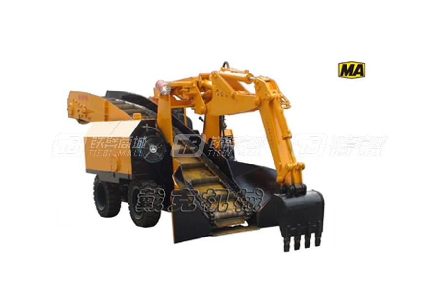 戴克机械WZT-80挖掘装载机(刮板扒渣机)