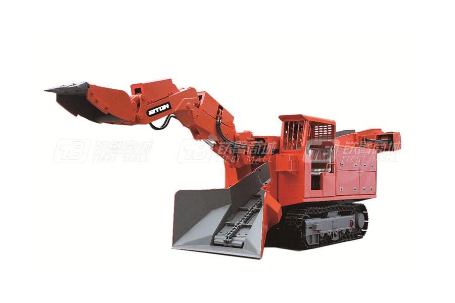 鑫通ZWY-120/55L履带式平巷用扒渣机
