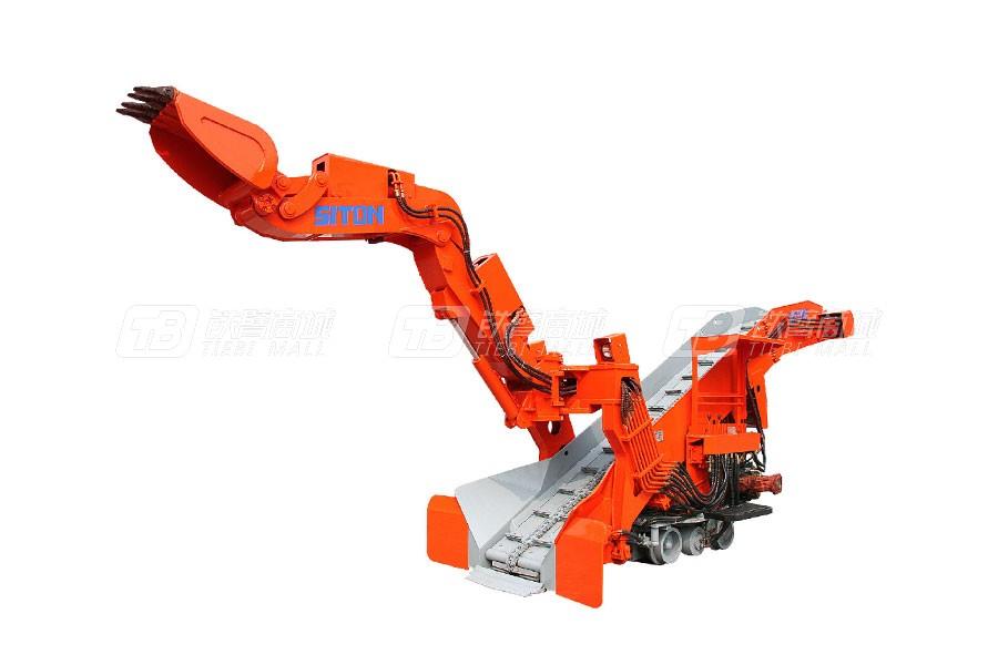 鑫通ZWY-150/45L轨轮式扒渣机