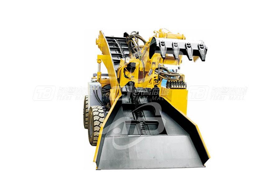 安鼎重工ADAW80轮式加强刮板型扒渣机
