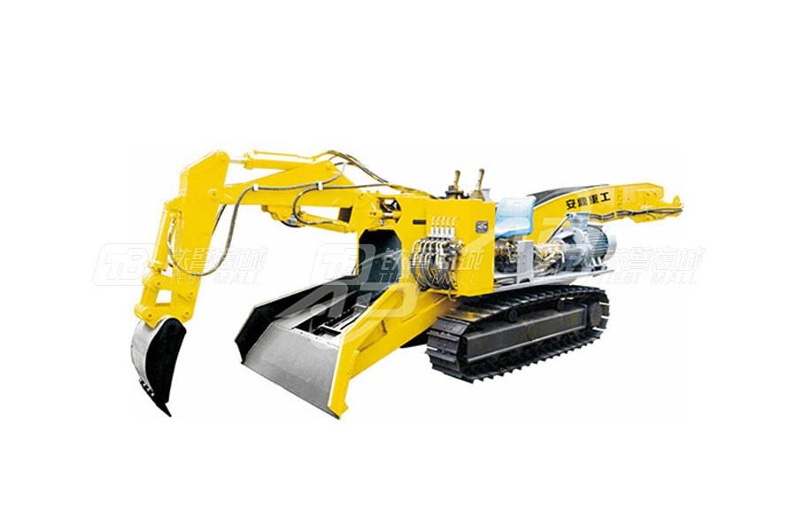 安鼎重工ADAW80履带刮板输送型扒渣机