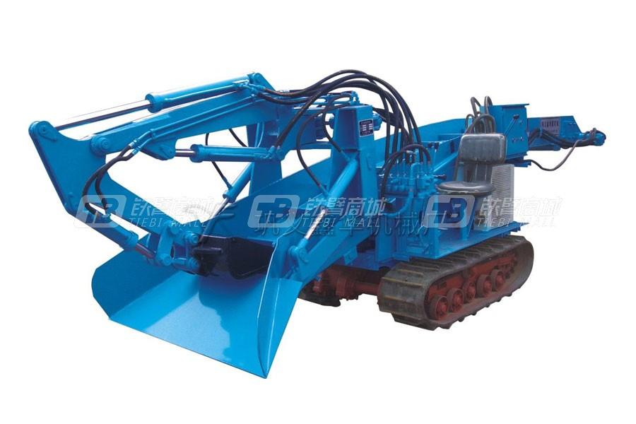 鑫华ZL-50橡胶履带扒渣机