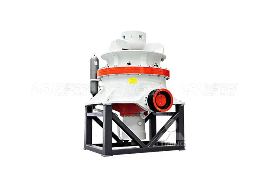 黎明重工HST100单缸液压圆锥破碎机