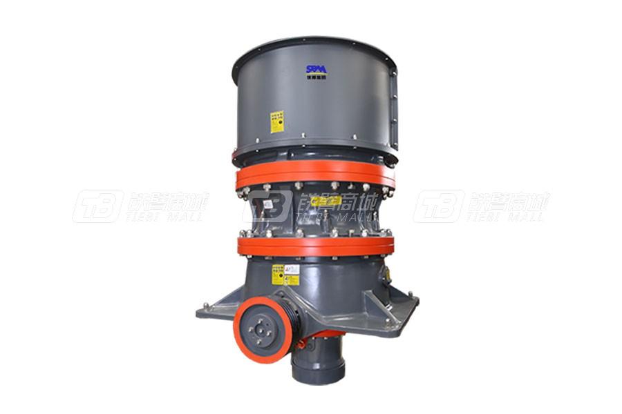 世邦HST系列单缸液压圆锥破碎机